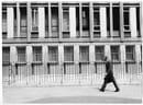 Giuseppe Samonà  Sede centrale dell'INAIL a Venezia, 1950-61 Fotografo non identificato Università Iuav di Venezia, Archivio Progetti, fondo Egle Rena