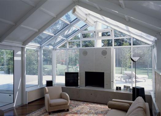 Piano casa pi spazio alla luce con sch co - Ampliamento casa con veranda ...