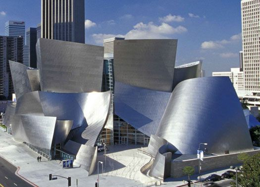Frank o gehry una mostra tributo alla triennale di milano for L architettura moderna
