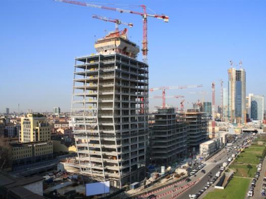 Peri per il progetto di porta nuova a milano - Residenze di porta nuova ...