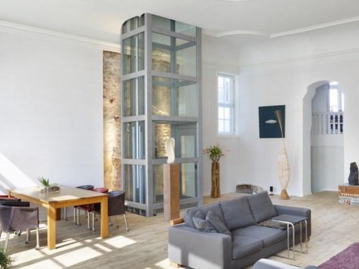 Da thyssenkrupp encasa il primo mini ascensore totalmente finanziabile - Mini ascensori da interno ...
