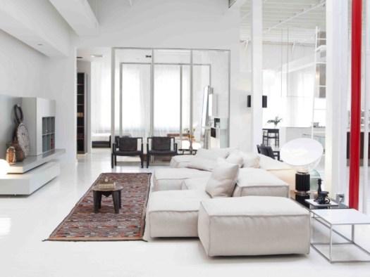 By, il nuovo negozio Boffi, Living e Porro