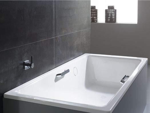 KALDEWEI, Maniglia per vasca da bagno, modello Nobler Purismus Ambiente