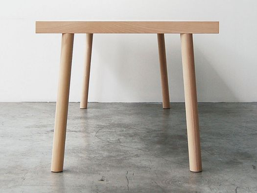 Kristalia, tavolo Torii - Bartoli Design