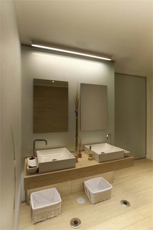 Lucifero 39 s illumina l ambiente bagno - Illuminazione per bagno ...