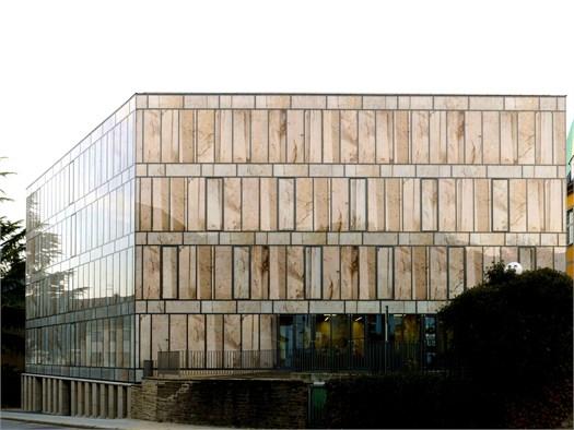 Essen la nuova folkwang library disegnata da max dudler for Architettura disegnata