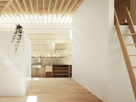 Toyokawa light walls house di ma style architects for Architetti giapponesi