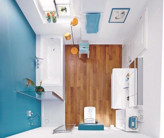 Vasche da bagno e piatti doccia a filo pavimento Kaldewei
