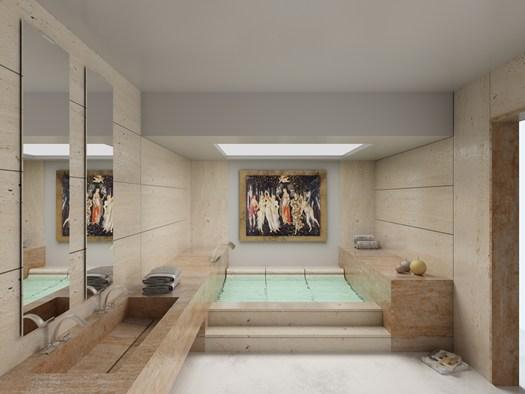 Ad 39 abitare il tempo 39 il progetto 39 luxury relax living 39 for Abitare a verona