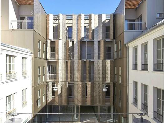 Parigi atelier du pont rinnova il complesso 39 le marais 39 - Atelier du marais agencement ...