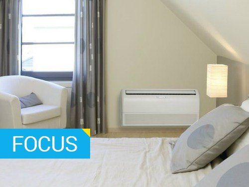 Climatizzazione una guida al raffrescamento estivo for Impianto condizionamento canalizzato