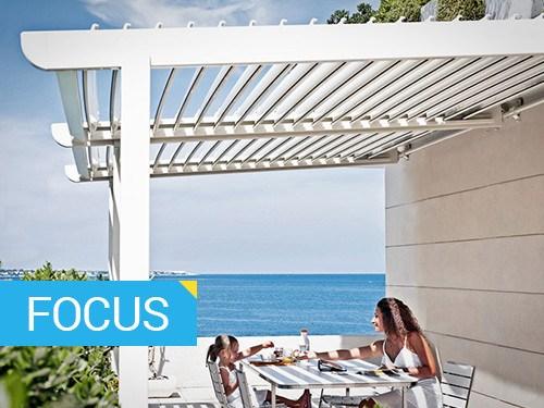 Tettoie pergole pensiline verande e tende cosa occorre sapere per realizzarle - Verande mobili per terrazzi ...