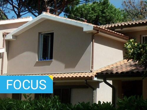 Sopraelevazioni tutte le soluzioni per ampliare la propria casa - Alzare casa di un piano costi ...