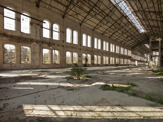 Aree industriali dismesse ance trasformiamole in cluster creativi - Fabbriche mobili veneto ...