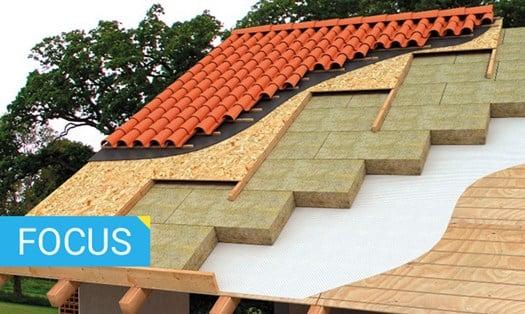 Il miglior isolante termico per la tua casa la guida per - Alzare il tetto di casa ...