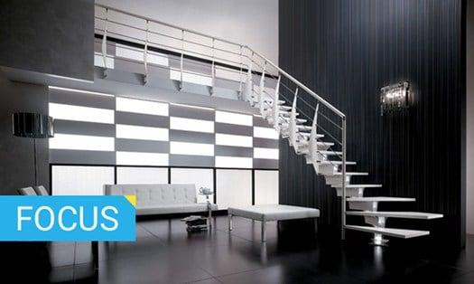 Scale per interni guida alla scelta e alla progettazione for Piani di garage con costi da costruire