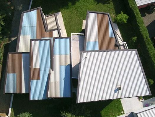 Vmcf atelier crea la casa cerniera per google maps for Raccordo casa contemporanea