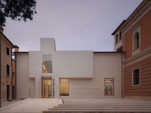 Il restauro e l 39 allestimento del museo bailo a treviso for Casa moderna treviso