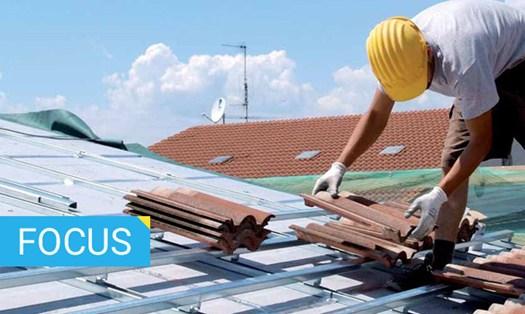 Tetto ventilato ecco come funziona for Piani di casa tetto in metallo