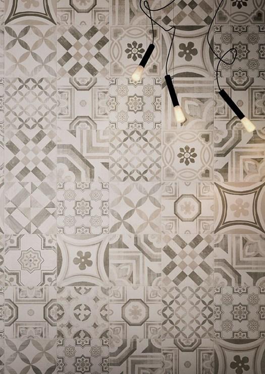 Ceramiche keope in dialogo creativo con il passato - Piastrelle disegnate ...