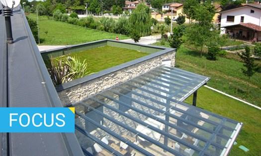 Come rendere green coperture e pareti esterne - Impermeabilizzante per terrazzi ...