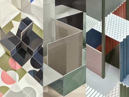 Mutina. A new perspective on tiles  © Scheltens & Abbenes