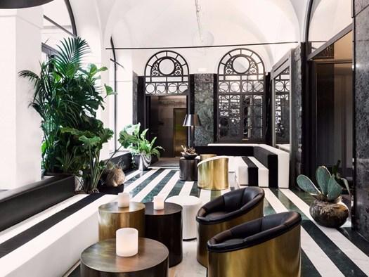 Milano il boutique hotel senato for Boutique hotel milano