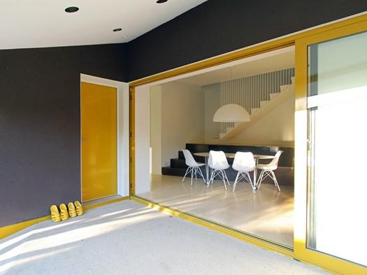 yellow&terrazzo