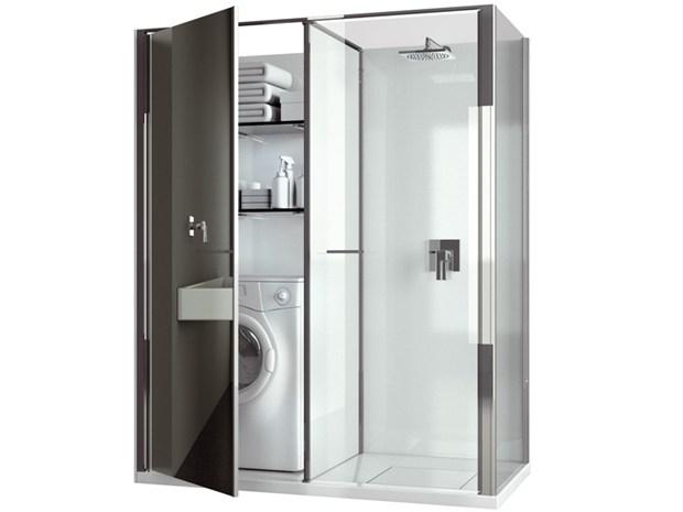 Nuove idee per l 39 ambiente bagno da vismaravetro for Idee bagno in cabina