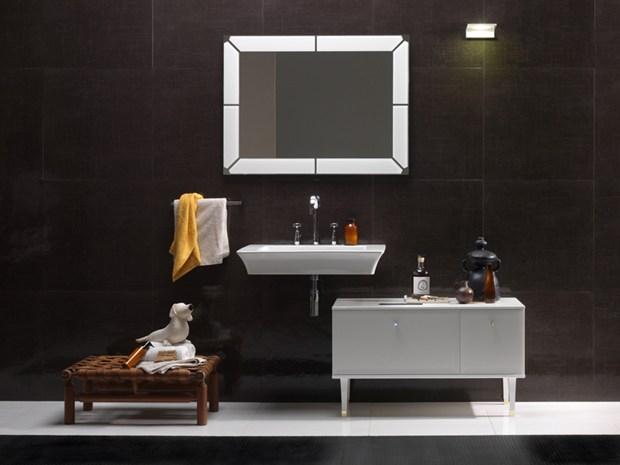 Il bagno vintage di regia - Regia mobili bagno ...