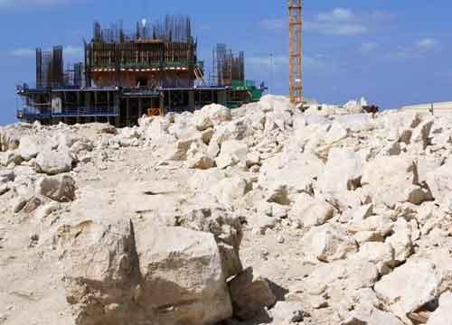 Rifiuti dei cantieri edili, torna il registro di carico e scarico