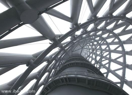 Inaugurata in Cina la Canton Tower, una torre alta 600m