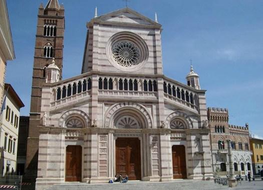 Grosseto elimina le barriere architettoniche alla sua cattedrale