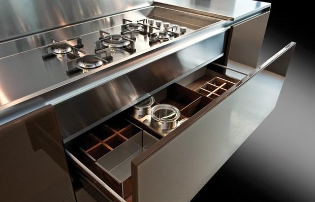 La 39 conchiglia 39 di scic ambienti cucina - Scic cucine outlet ...