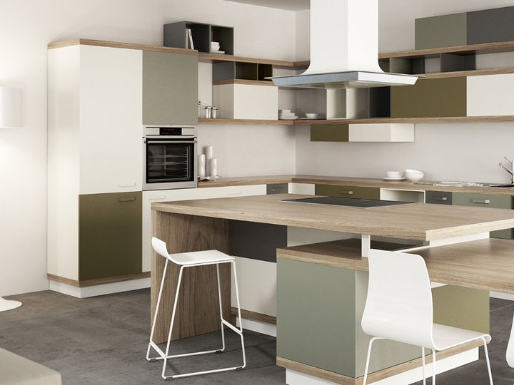 Awesome Cucine Scavolini Opinioni Contemporary - acrylicgiftware.us ...