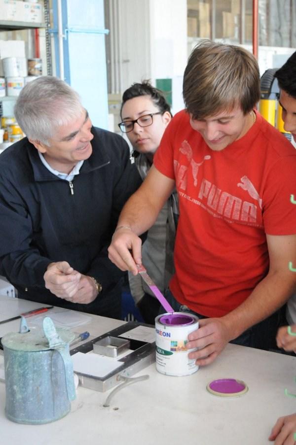 I tecnici Chrèon docenti per tre giorni al corso per Manutentori di Immobili di Cometa Formazione