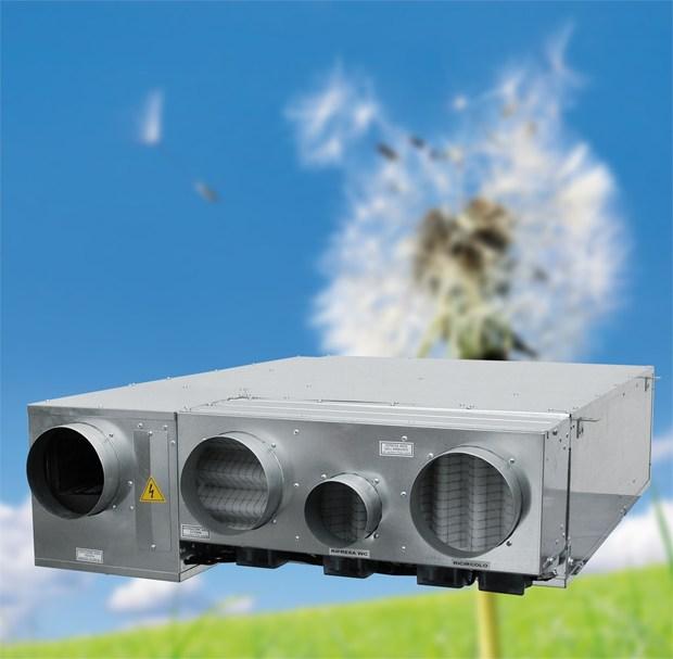 Le soluzioni RDZ per il trattamento dell'aria e gli impianti di climatizzazione radiante