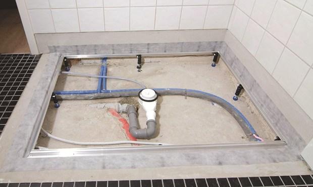 Piatti doccia kaldewei come installare un piatto doccia - Muffa piastrelle doccia ...