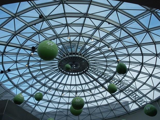 I vetri a controllo solare proposti da Pilkington