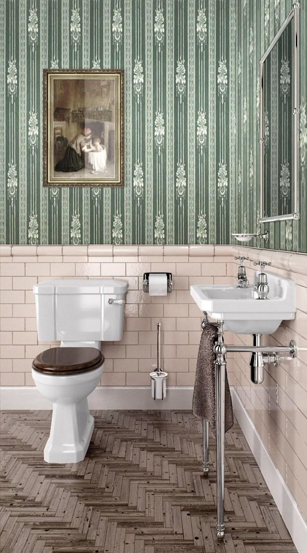 Burlington la nuova collezione bagno distribuita da regia - Regia mobili bagno ...