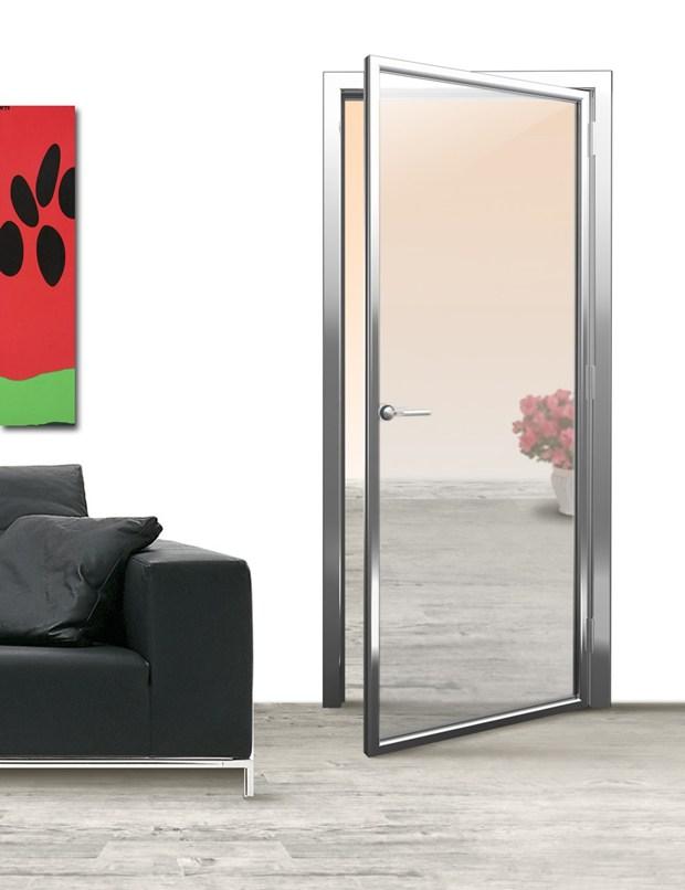 Easy door di alsistem le porte interne con telaio in - Detrazioni fiscali porte interne ...
