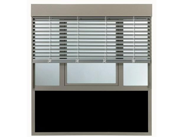 Sistemi oscuranti per finestre le soluzioni finstral - Frangisole esterni per finestre ...