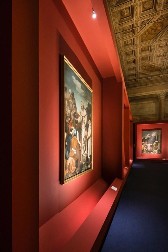 Concord per l illuminazione della mostra 39 carlo saraceni for Mostra cina palazzo venezia