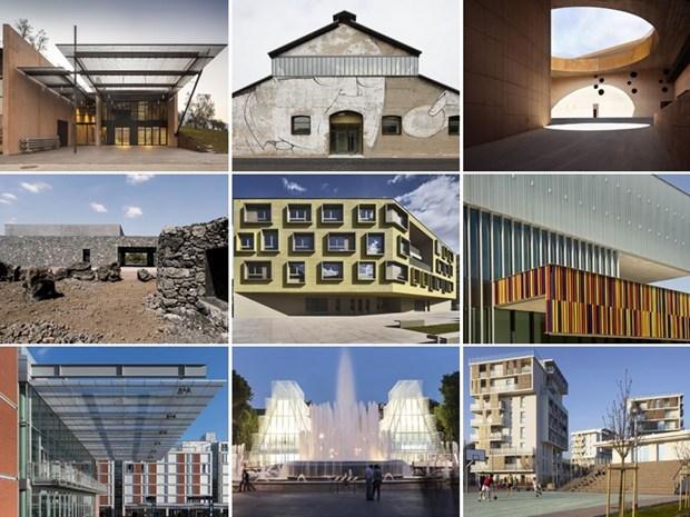 premio mies van der rohe nove progetti italiani in lizza