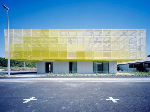 L 39 intervento firmato ateliers o s architectes nell 39 ile de for Architectes de france