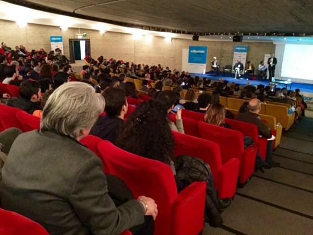 Partito ieri da Catania Edilportale Tour 2015