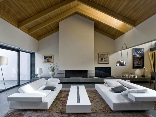 A udine la casa unifamiliare firmata alessio princic for Casa moderna udine 2015 orari