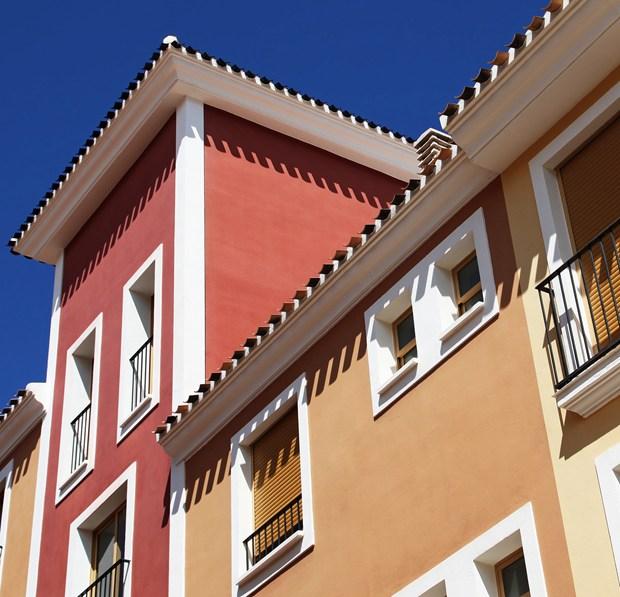 Finest mini guida viero alla e gestione del colore in - Colori facciate case ...