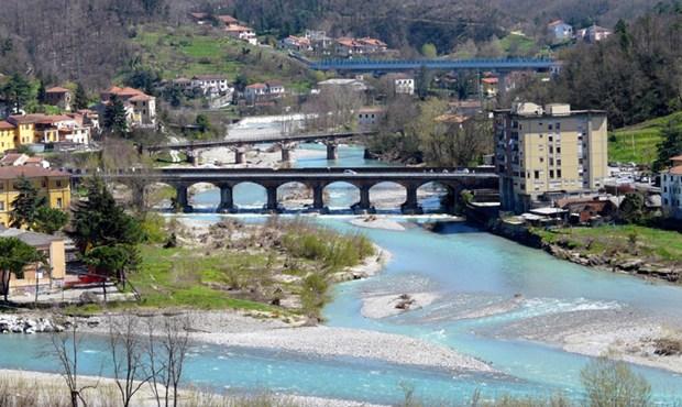 Liguria, vietato costruire a meno di 10 metri dai fiumi