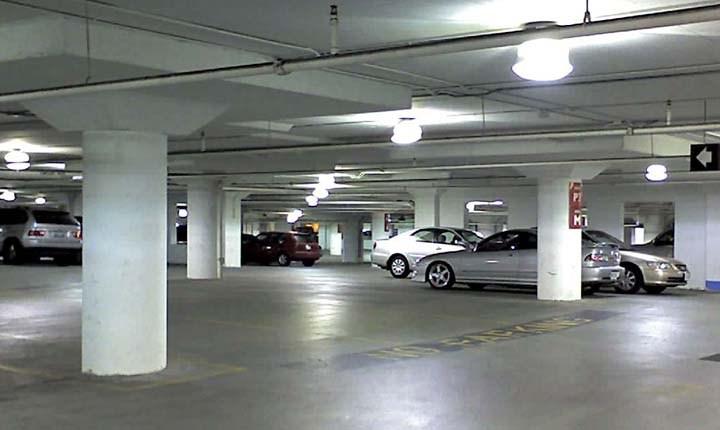 Distanze tra edifici anche i parcheggi sotterranei devono - Garage sotterraneo ...